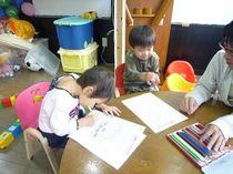 もじかず教室 楽しく取り組んでいます!